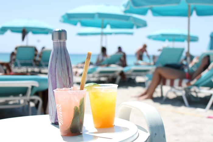The Palms beach