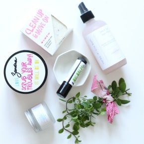 Giveaway! Discover 2 Small Sustainable Skincare Brands From EcoHabitude