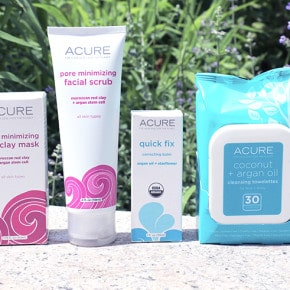 Green Beauty Review: Acure Organics Gave Me That Summer Glow