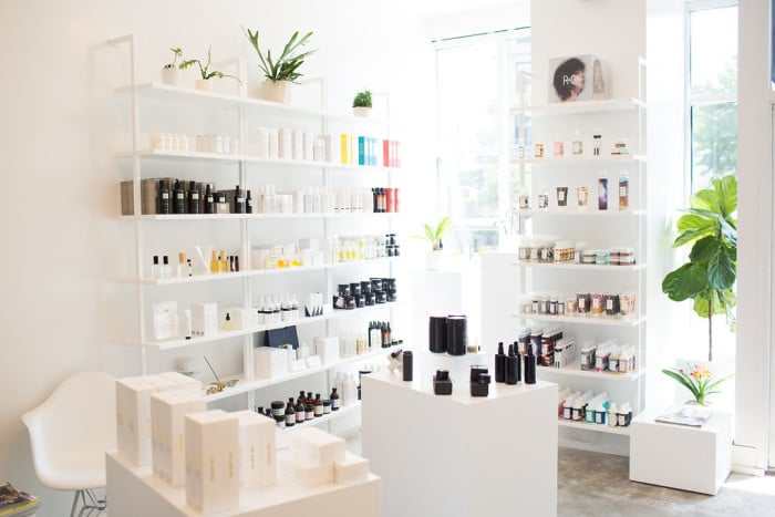 Nontoxic hair salon brooklyn White Room