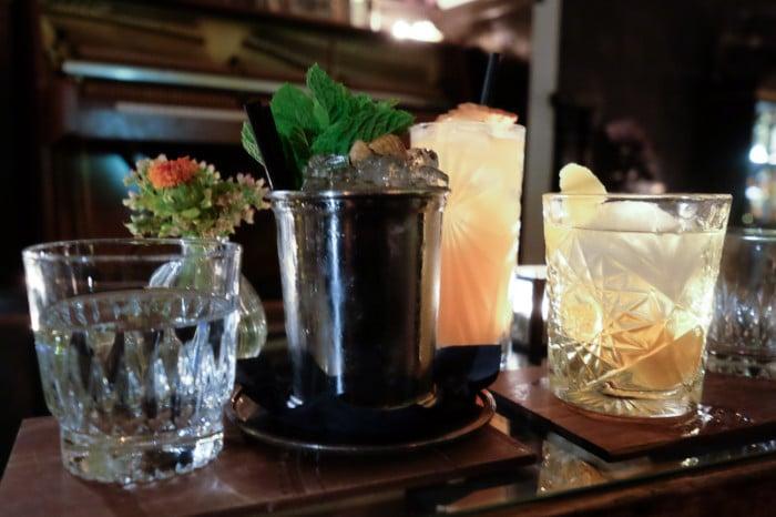 Hiding in Plain Site cocktail bar Amsterdam