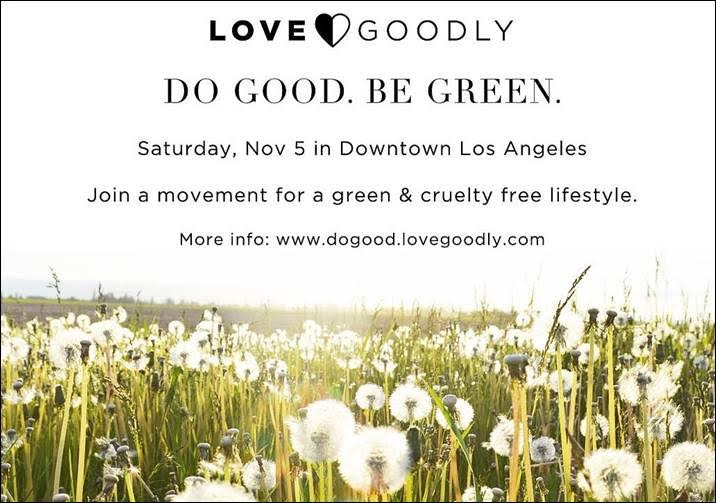 Love Goodly Green Beauty Conference