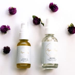 Green Beauty Review: Flynn & King Lunar 13 Restorative Oil Elixir