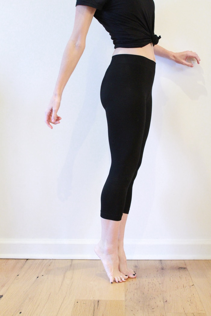 Boodwear organic eco-friendly bamboo leggings