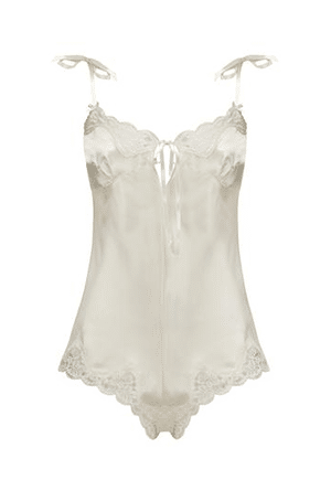 Eco-Friendly Valentine's Day Gift: Silk Lingerie