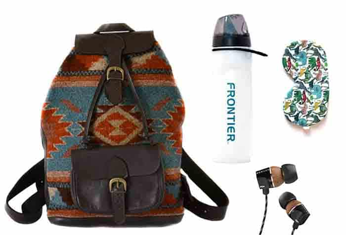 tulum packing list backpack
