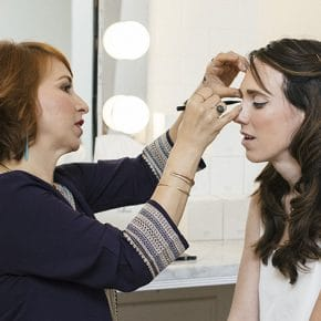 The Only Non-Toxic Makeup Artist in NYC That I Would Trust With My Wedding Makeup