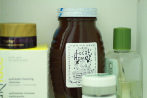 honey instead of Neosporin?