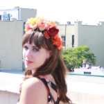 Because Commercial Versions Suck: How to Make a Floral Headdress