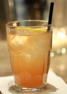 organic cocktail
