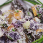Farmer's Market Recipe from Terry Walters: Fingerling Potato Salad
