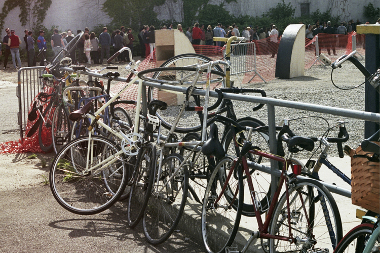 Bikes tiki disco