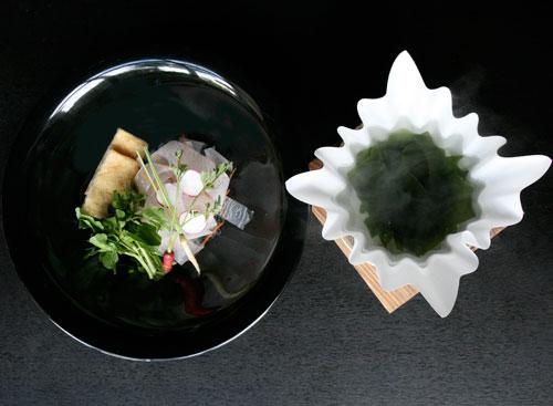 Vegan menu EN Japanese Brasserie