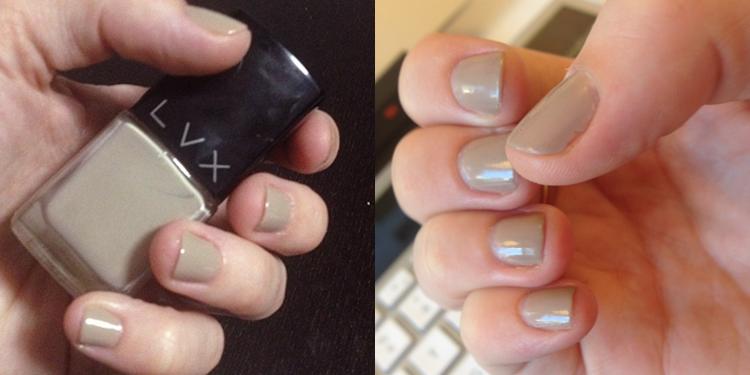 LVX nail polish