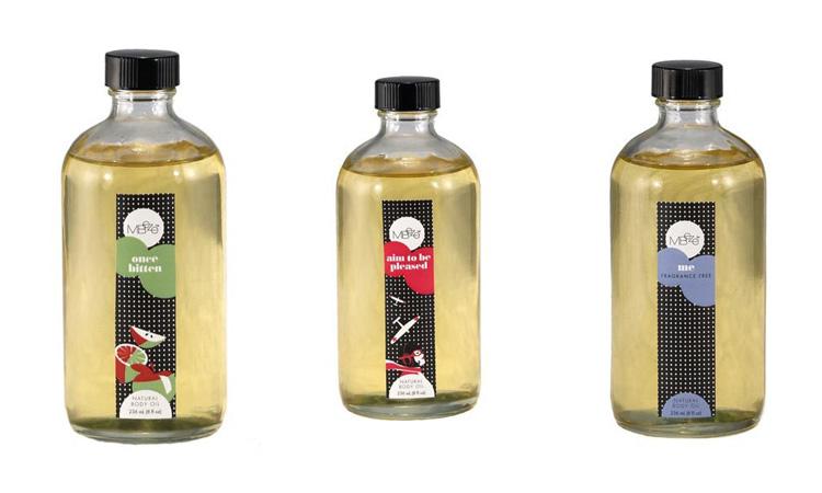 Nontoxic Body Massage Oil