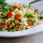Green Recipe: Organic Summer Quinoa Salad