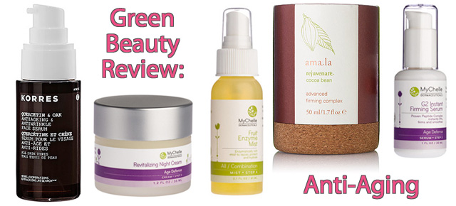 Non-toxic anti aging beauty product review