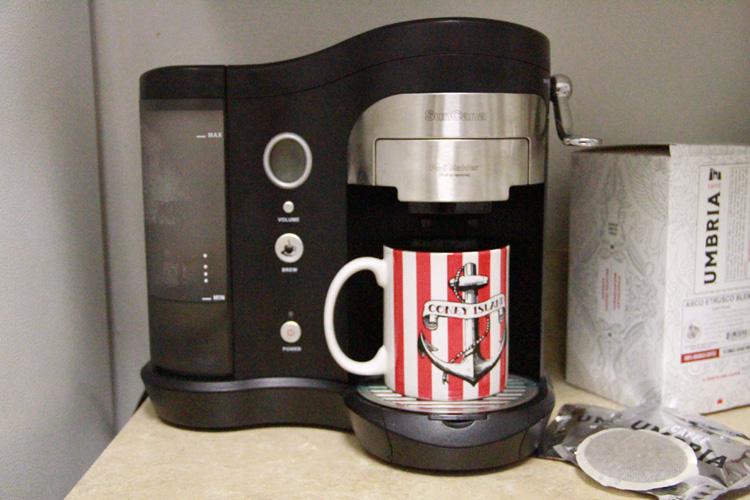 Blu Tigres make eco-friendly, fair trade, single serving coffee pods
