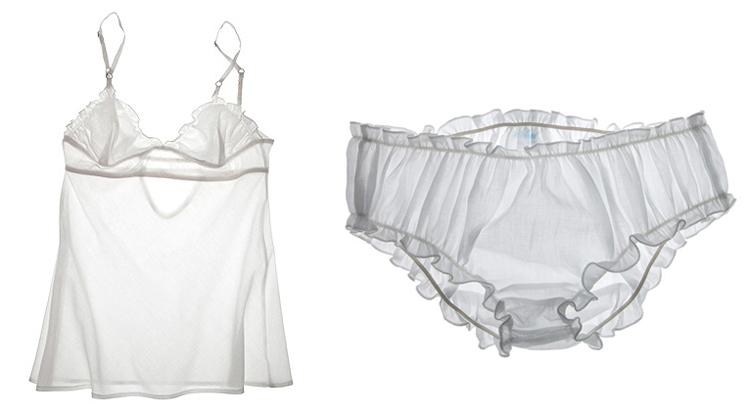 Loup Charmant eco-friendly lingerie