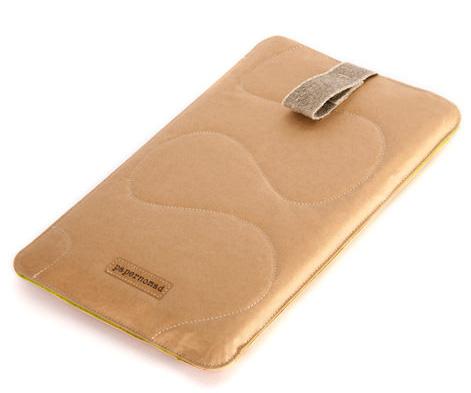 Papernomad doodle-able, eco-friendly laptop case