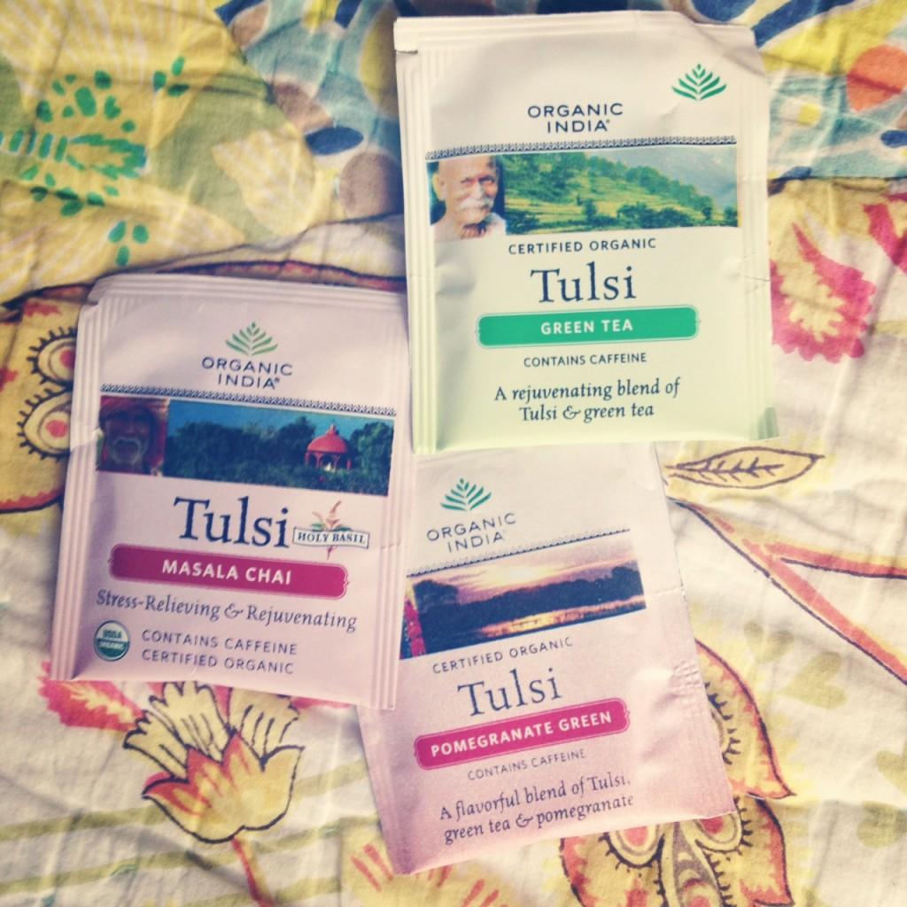 Organic and Fair Trade Green Tea