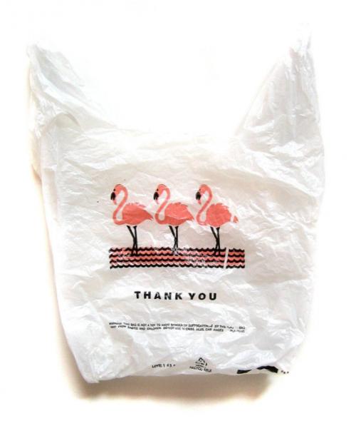 plastic bag NYC