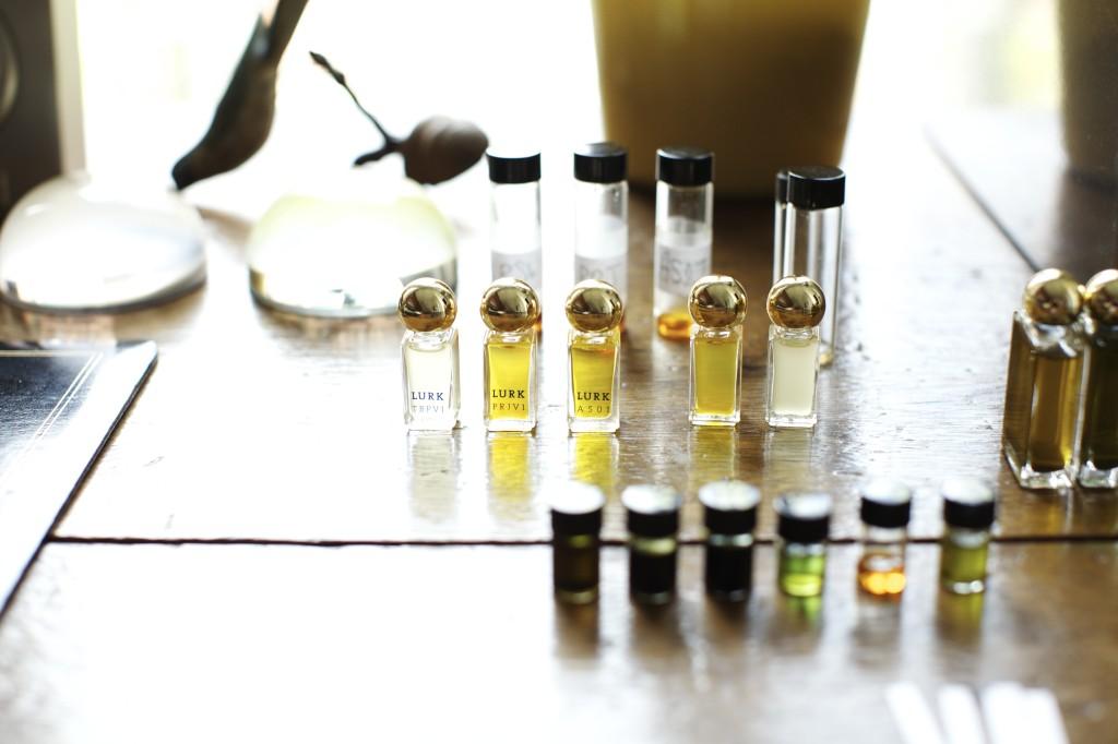 LURK natural fragrances