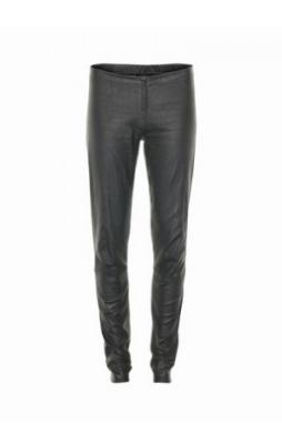 Gudrun & Gudrun Leather Leggings, reve en vert, $507