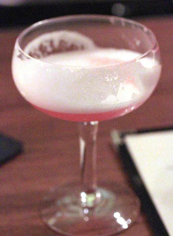 cocktail Saxon + Parole