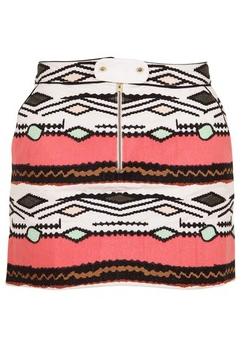 Valentine Gauthier Embroidered Mirage Skirt, Shop Ethica, $212