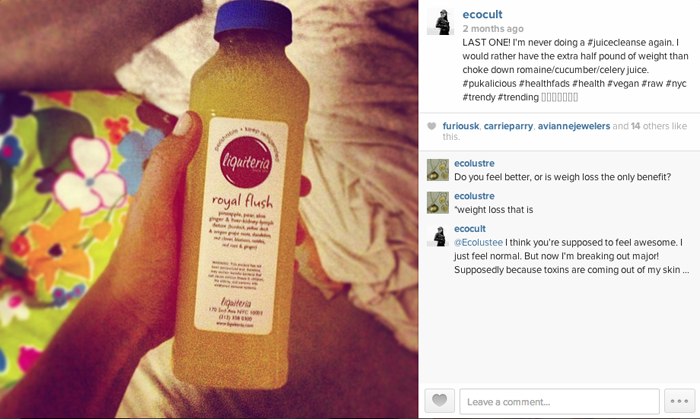 Juice Cleanse Review