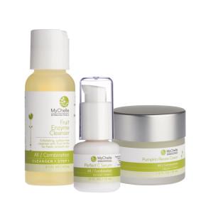 CLOSED: Win This MyChelle Non-Toxic Everyday Basics Skin Set!