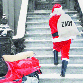 Zady and Vespa Will Deliver Your Last-Minute Gifts Tomorrow