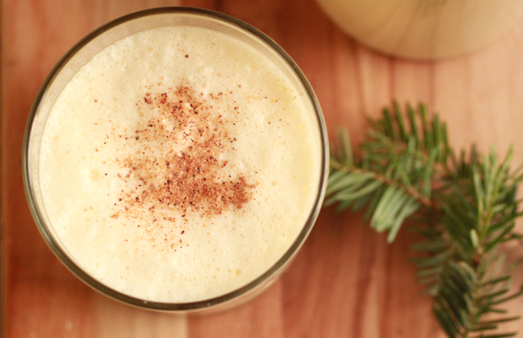 Recipe real traditional get your guests wasted eggnog from my real eggnog recipe forumfinder Image collections