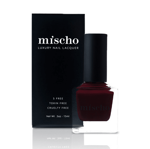 Mischo Beauty Backstage Beauty Nail Polish // 5-free, made in America