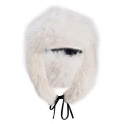 Fox fur hat // made in America