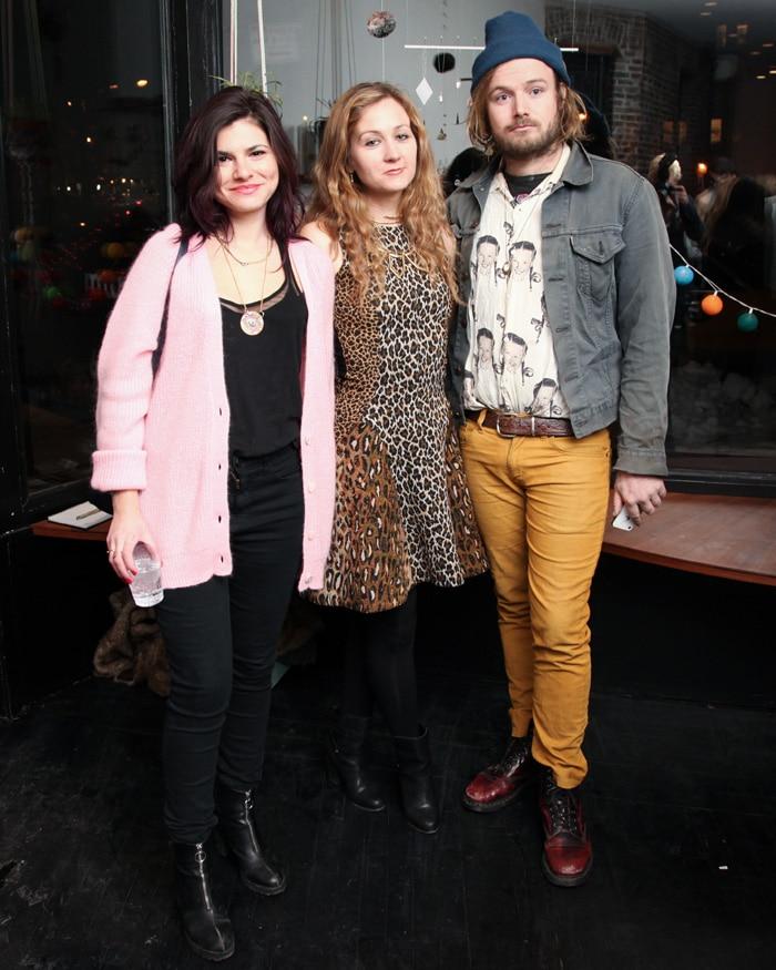 Susan Korn, Nettie Kent, Colin Ruel