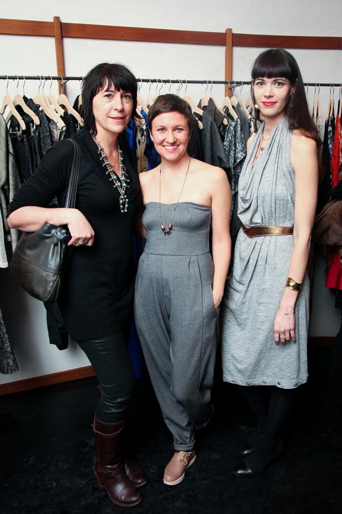 Amy DuFault, Tara St James, Susan Domelsmith