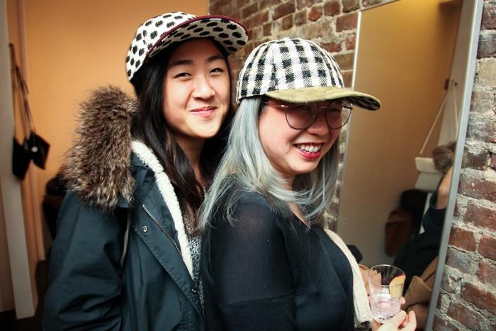 Jennifer Wang, Allison Leu