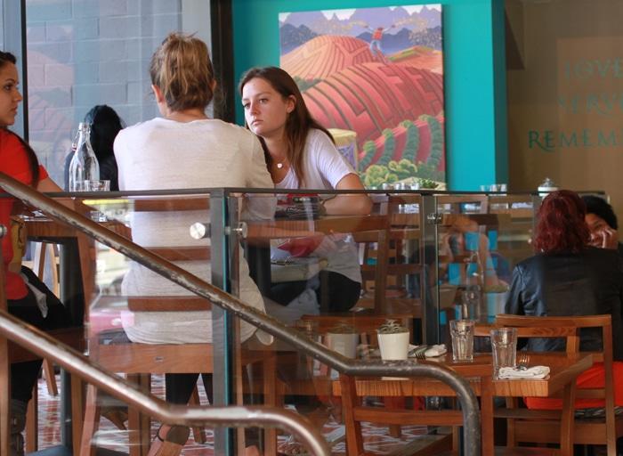 Cafe Gratitude // vegan, organic, healthy restaurant in Los Angeles