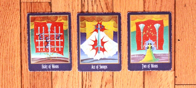 I Got My First Tarot Card Reading, and It Was an Amazing