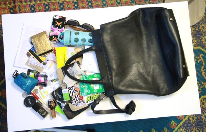 What's in my bag - Alden Wicker of EcoCult
