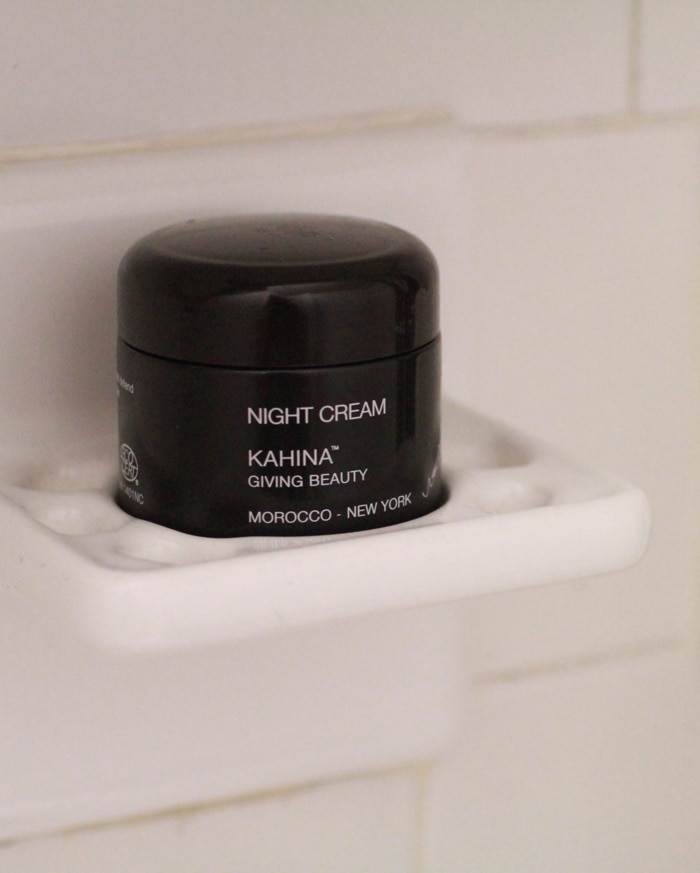 Review: Kahina Giving Beauty Night Cream