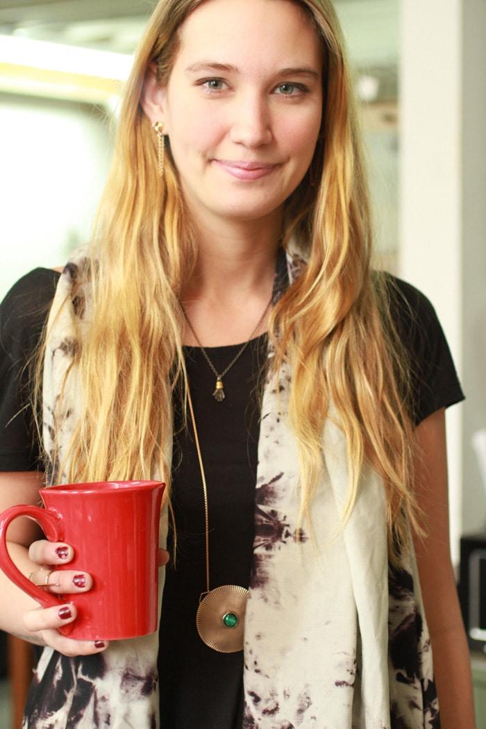 Nina Berenato of Psyche Jewelry