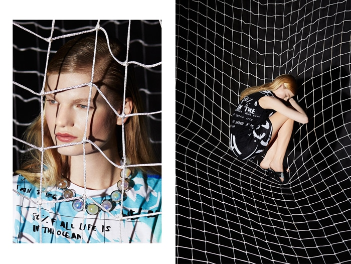 Kenzo No Fish No Nothing collaboration with Blue Marine Foundation