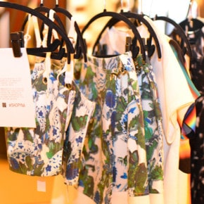 Fashionables Looking for Authenticity Come Out to Young & Able's Designer Gathering