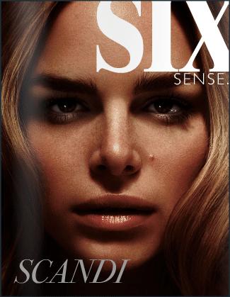 Six Magazine covers sustainable fashion