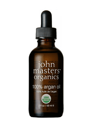 John Masters Argan Oil // naturally has vitamin A for smooth, shiny hair