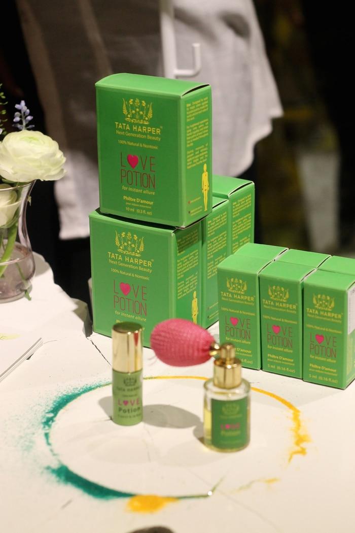 Tata Harper perfumes.