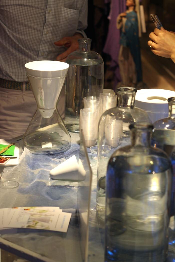 Soma water filter.